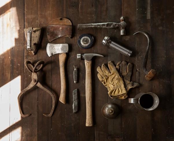 3x constructiemateriaal voor uw project