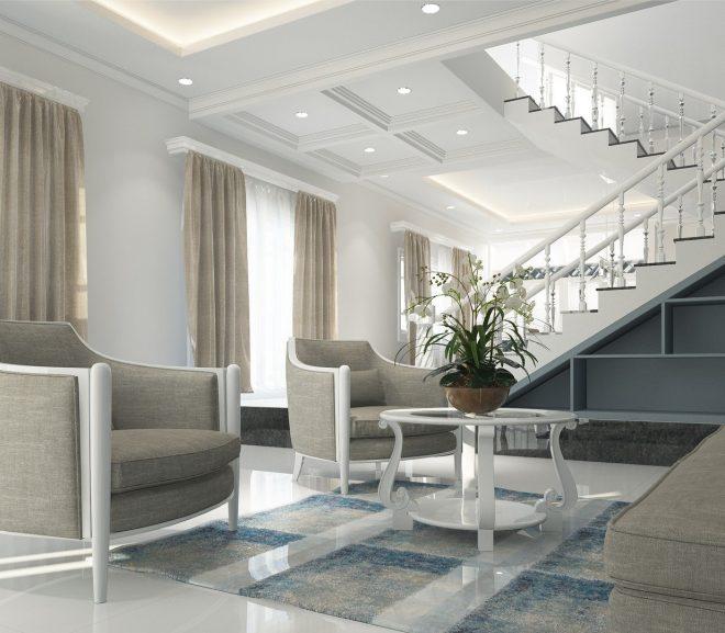 Gietvloeren geven een chique uitstraling aan jouw interieur!